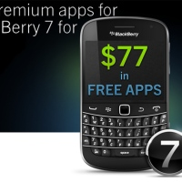 Download $77 Premium BlackBerry Applications for Free