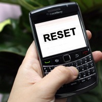 How to execute BlackBerry Hard Reset & Soft Reset