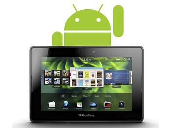 how to Load Android Applications on BlackBerry PlayBook | BerryGeeks