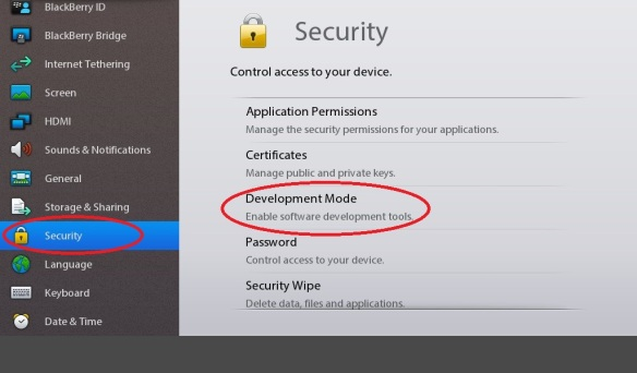 Learn how to Load Android Applications on BlackBerry