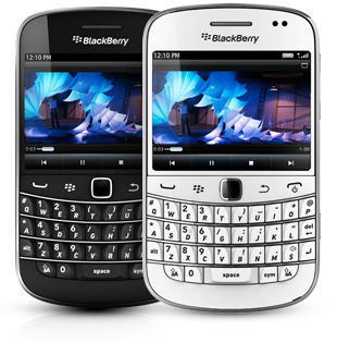 BlackBerry Bold 9900 - Black & white
