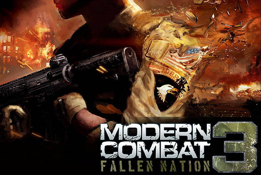 Download Modern Combat 3 for BlackBerry PlayBook | BerryGeeks®