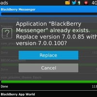 BlackBerry Messenger v.7.0.0.100 available in BlackBerry Beta Zone