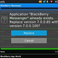 BlackBerry Messenger v.7.0.0.100 available in BlackBerry Beta Zone