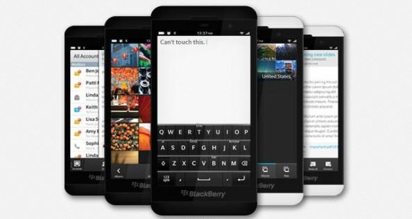 BlackBerry10 L Series