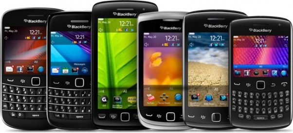 BlackBerry Smartphones Collections