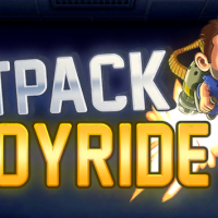 Free Download Jetpack Joyride for BlackBerry Playbook