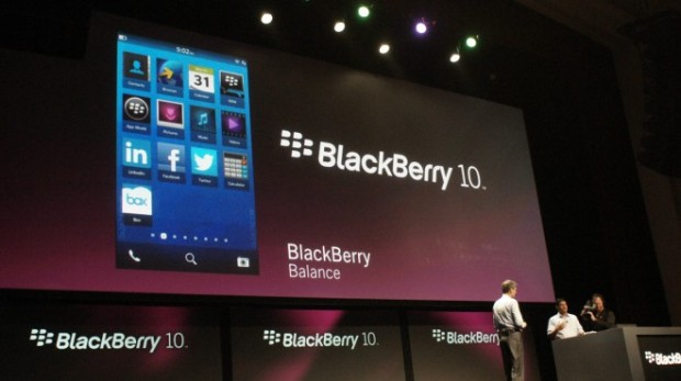 BlackBerry10 Global launch event