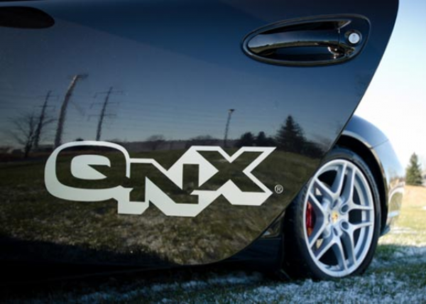 RIM and QNX Show Off New Bentley Concept Car